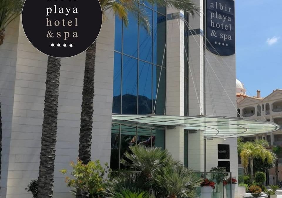 A day at the Spa (Albir Playa Hotel)