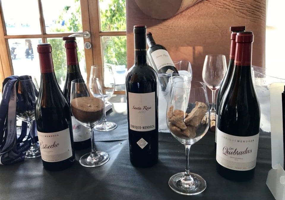 Den prisbelønnede vingården Mendoza inngår samarbeid med Visit Albir