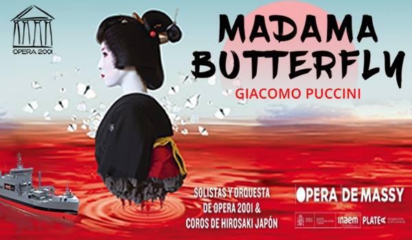 Ópera Madama Butterfly en Altea