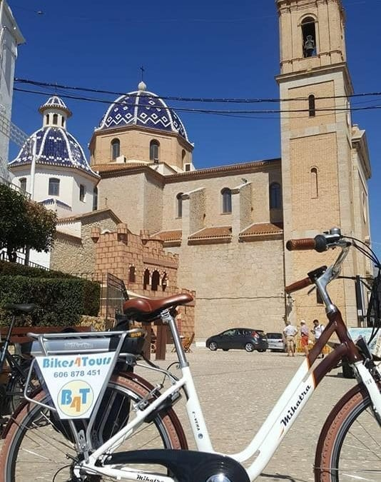 ESCORTED BIKE TOURS