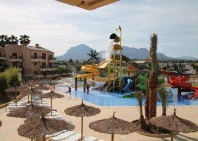 Hotel Albir Garden water park