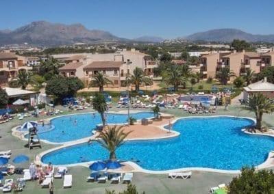 Hotel Albir Gardens pool