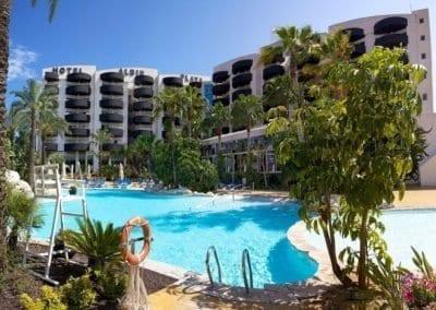 Albir Playa Hotel pool