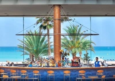Hotel Kaktus bar