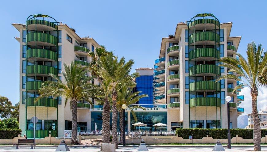hotels albir hotel Kaktus