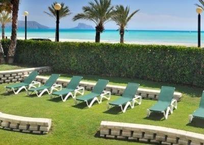 Hotel Kaktus garden