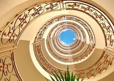 Hotel Kaktus spiral