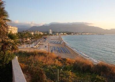 Hotel La Riviera view