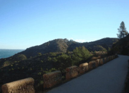 Gran aumento en el número de visitantes del faro de El Albir