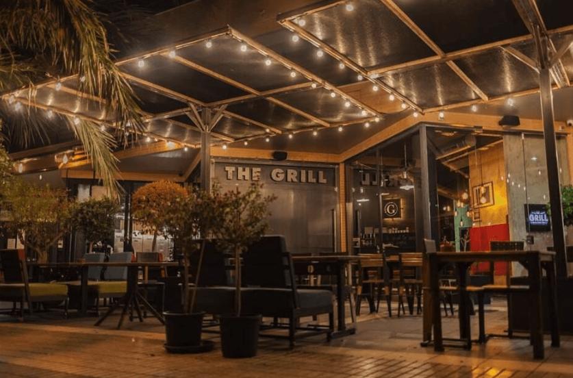 The Grill Urban street food