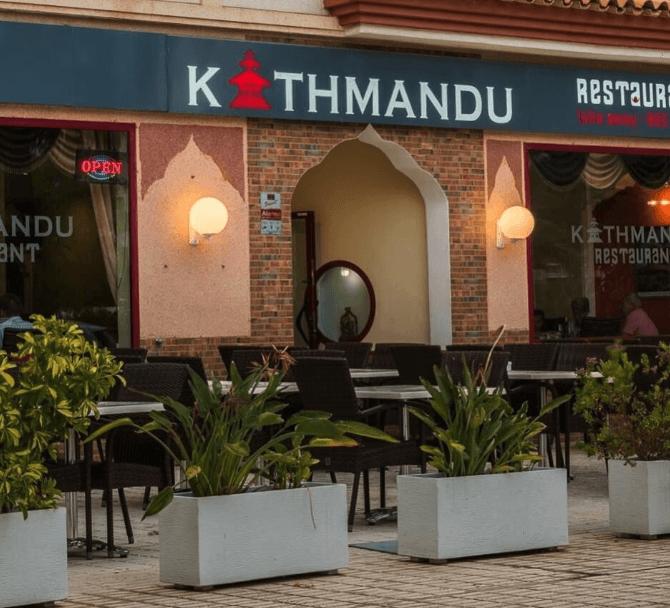 Kathmandu Nepalsk Restaurant