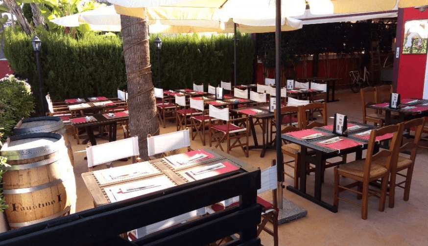 Restaurante italiano Tremonti