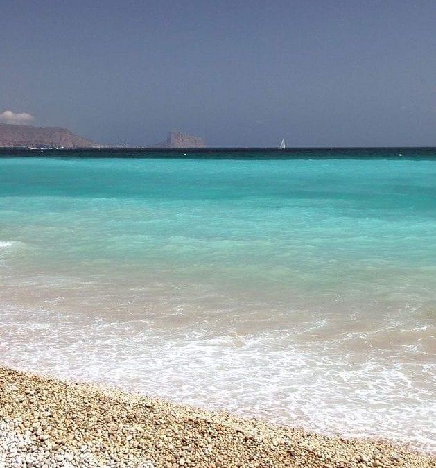 Albir beach wins the 2019 Blue Flag for El Raco beach