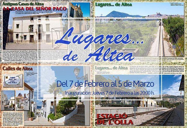 Expo: Lugares de Altea (alteamipueblo.es)