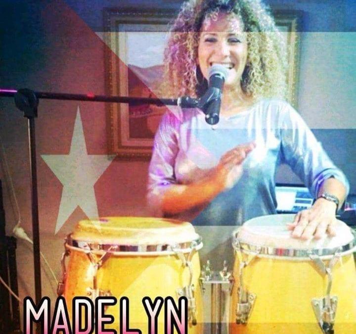 SALSA VALENTIN c/Madelyn