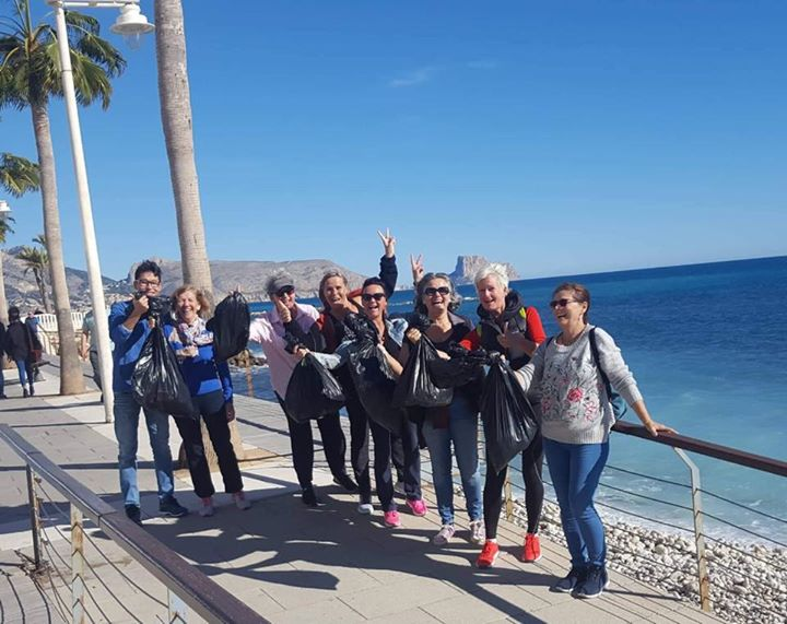 AlteArte Beach Cleanup