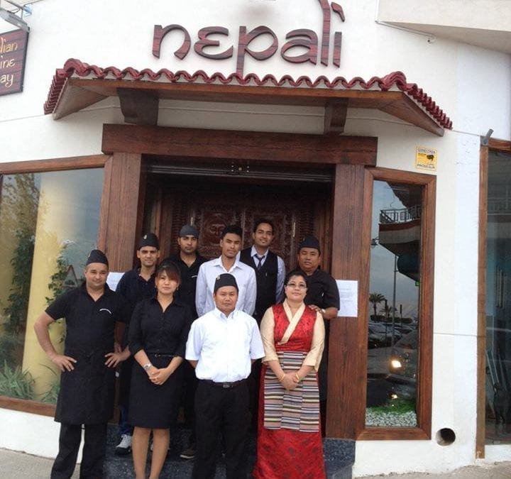 Friendly Nepalese and Indian restaurant