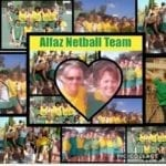 Netball Charity Event