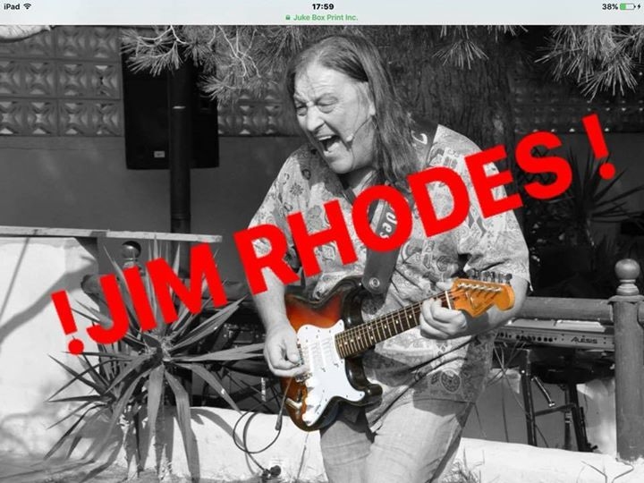 Jim Rhodes- the One & Only