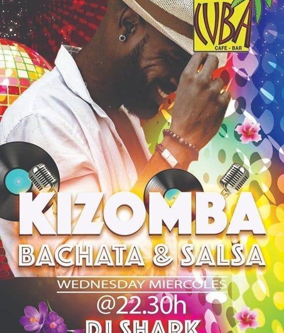 Kizz Night con DJ SHARK