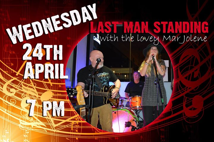 Last Man Standing Wednesday at 7pm