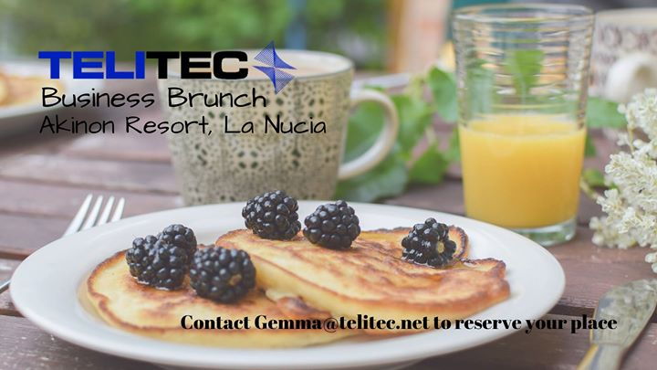 Telitec Business Brunch
