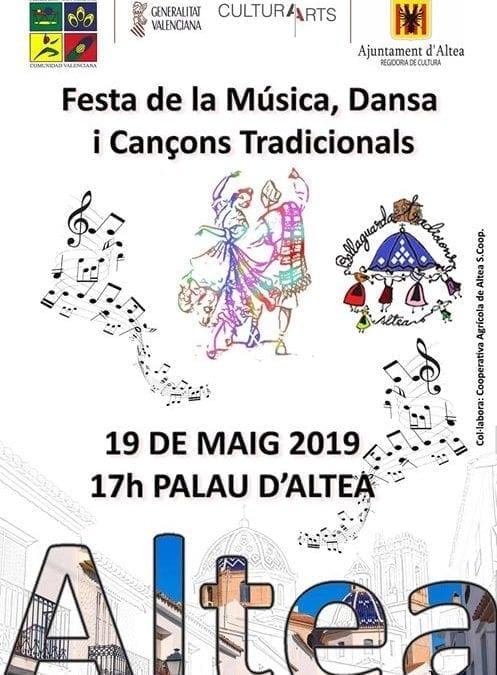 Festa de la Música, Dansa i Cançons Tradicionals
