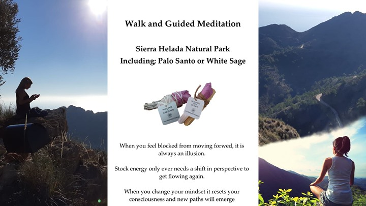 Walk & Guided Medittion