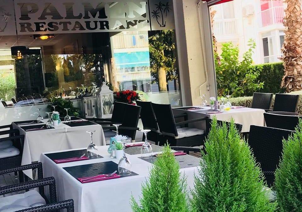 Restaurante Palmen