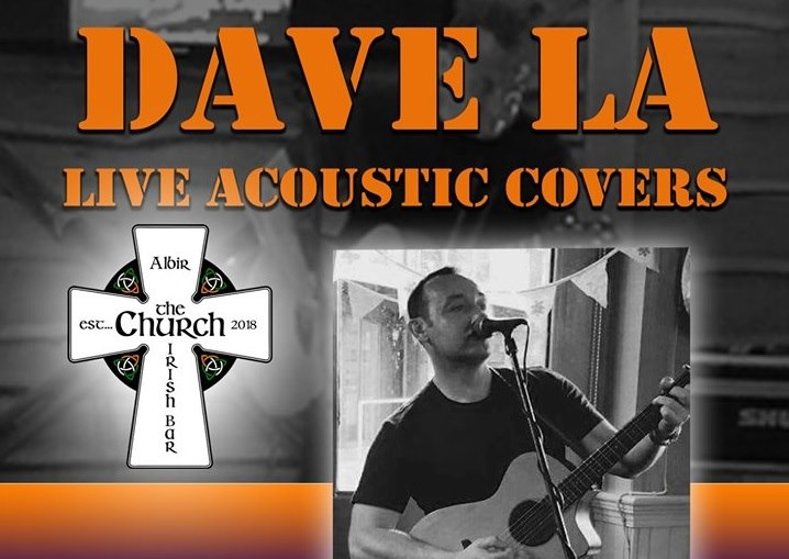 Dave La – Amazing Acoustic Covers!