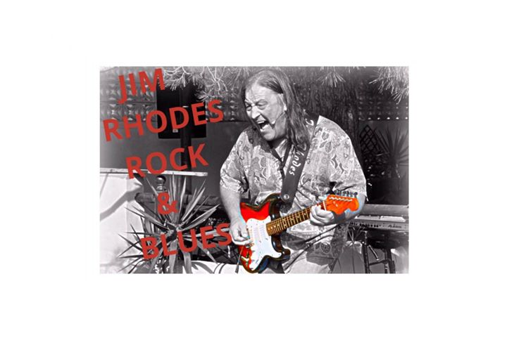 Jim Rhodes – The One & Only! 9PM start.