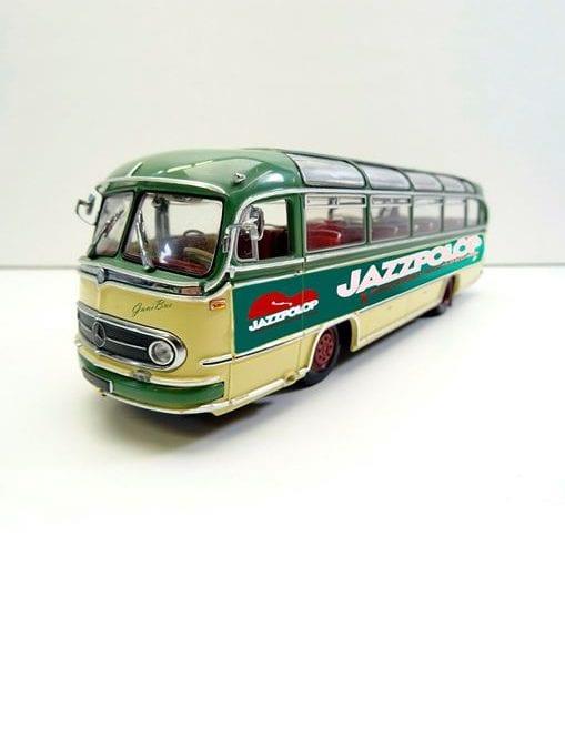 Jazzpolop Bus