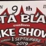 9th Costa Blanca Custom bike Show 2019