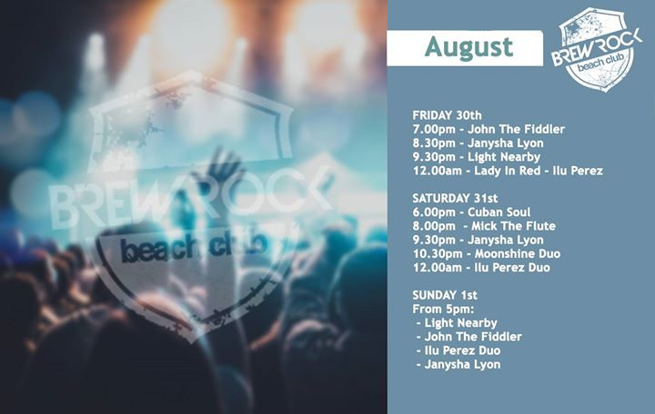Weekend Live Music