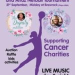 Supporting local cancer charities