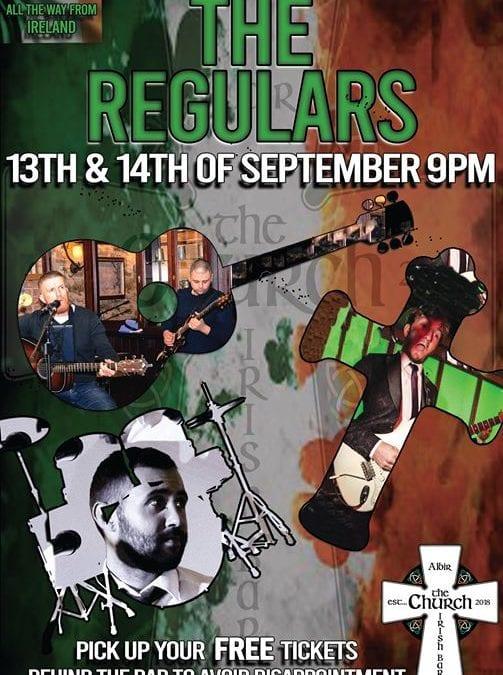 The Regulars!