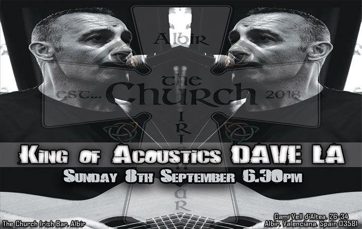 Dave La – Amazing Acoustics