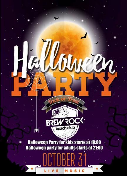 Halloween at Brewrock