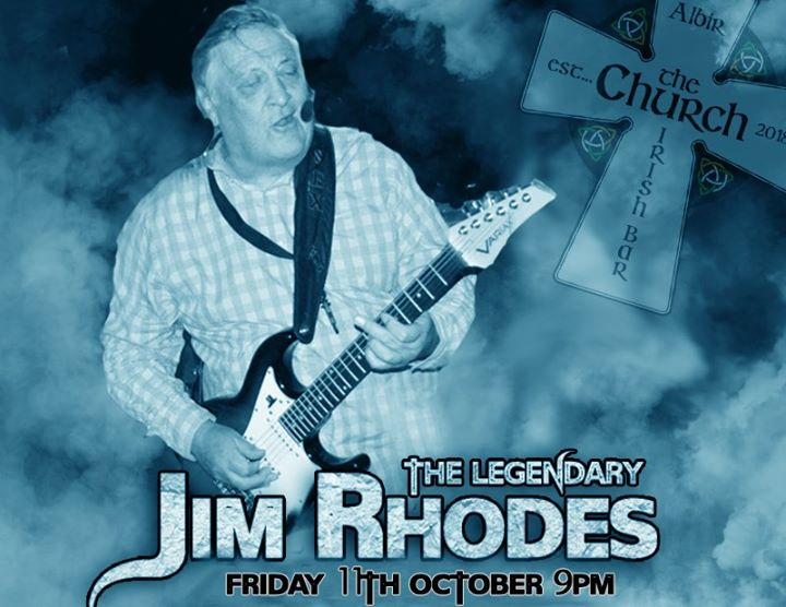 The One & Only Jim Rhodes.