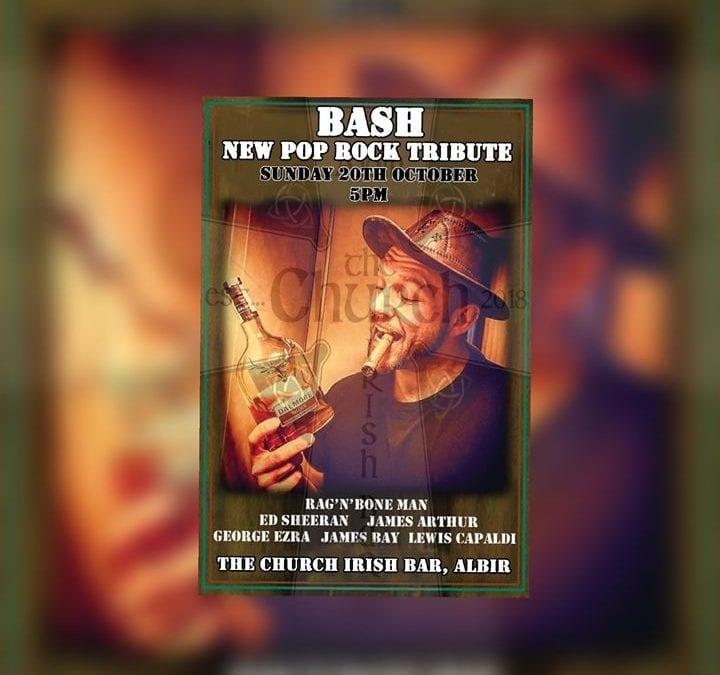 BASH – Pop Rock Tribute.