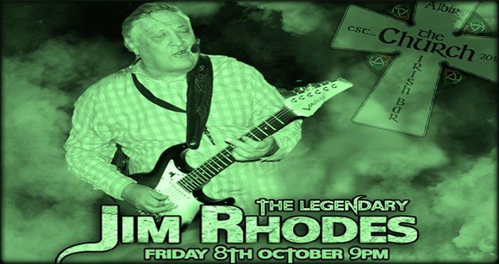 The Famous Jim Rhodes