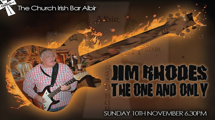 Jim Rhodes – The One & Only!