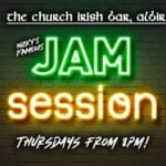 Thursdays Jam Session with Nicky Chapman!