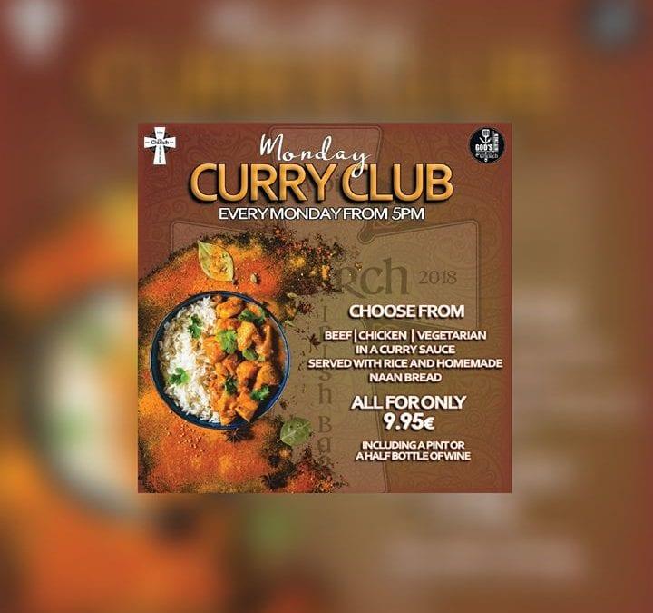 Monday Curry Club