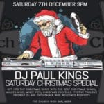 DJ Paul Kings Saturday Christmas Special