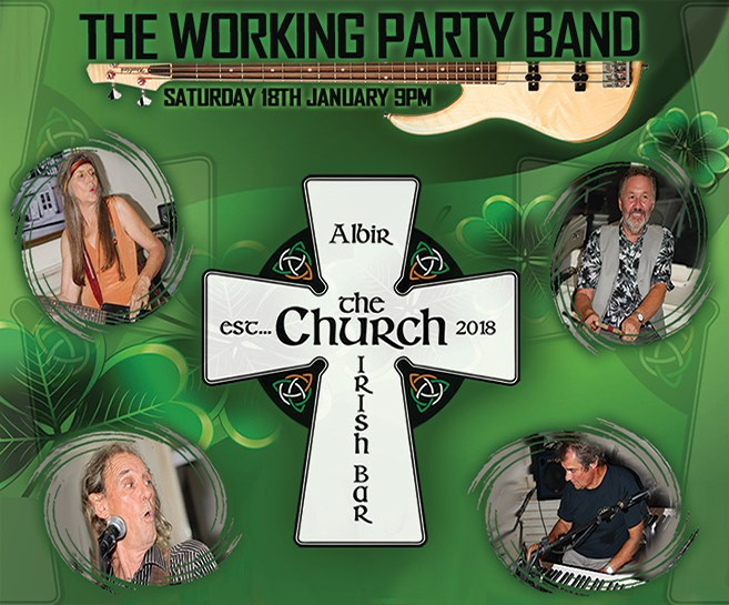 The Working Party Band.