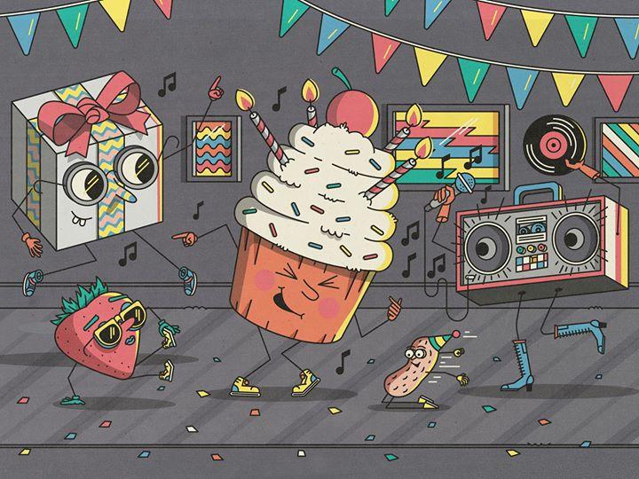 Nics 40th Cumpleaños Saturday 4th April 1pm-7pm