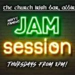 Jam Session at Church!