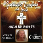 Spiritualist Evening with Linda!