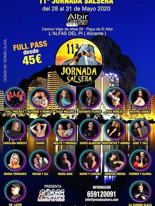 11a Jornada Salsera
